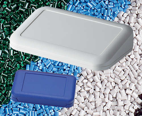 PLASTICS USED FOR OUR ENCLOSURES