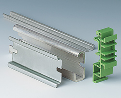 Which DIN rail are you using?