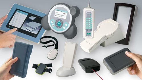 Enclosures for medical electronics