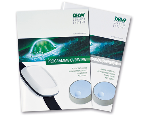 OKW Catalog Is Now In Two Parts