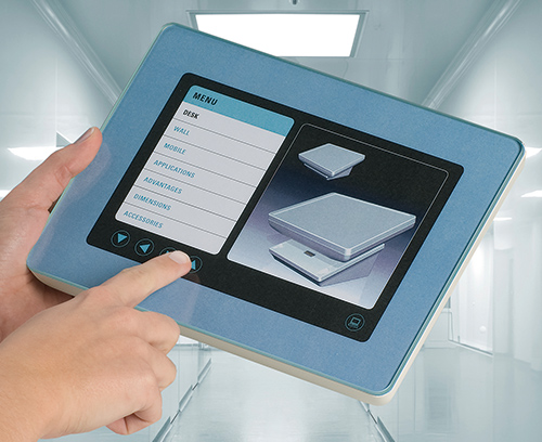 Enclosures for touchscreens