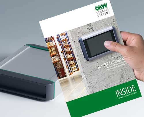 NEW OKW CUSTOMER MAGAZINE
