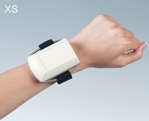Extra small ABS enclosures you can wear
