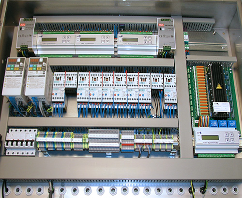 CAN BUS system module