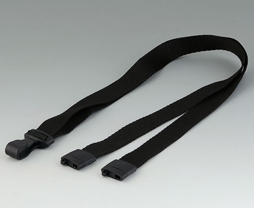 B9100073 Carrying strap, textile lanyard
