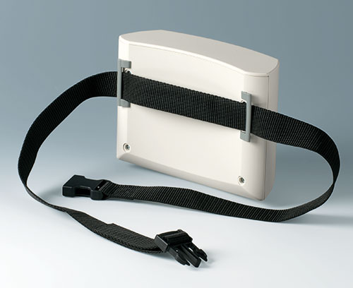 Belt strap for the waist, e.g. for Ergo-Case