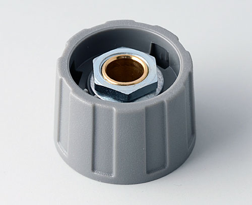 A2523068 ROUND KNOB 23, without line