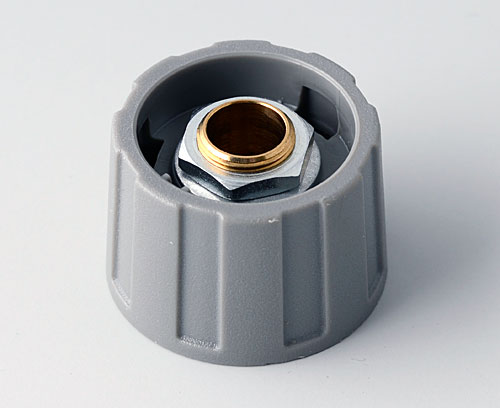 A2523638 ROUND KNOB 23, without line