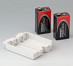 A9174002 Battery compartment, 2 x 9 V