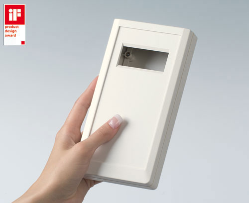 Robust IP65 handheld enclosures
