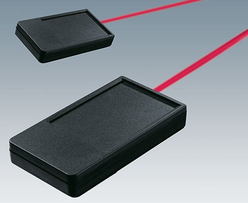 DATEC-POCKET-BOX molded in infra-red permeable material