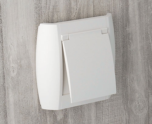 A9193127 Hinged lid S, L