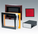 flush mounting enclosures for wall mounting