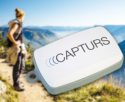 GPS tracking in real time, Capturs