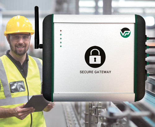 Industrial Secure Gateway