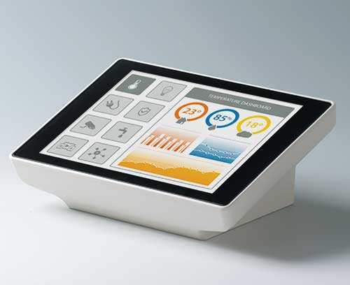 INTERFACE-TERMINAL with touch screen
