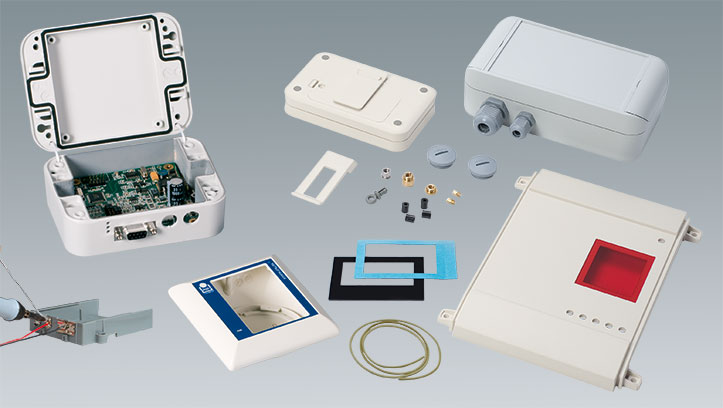 Installation / Assembly of accessories and components