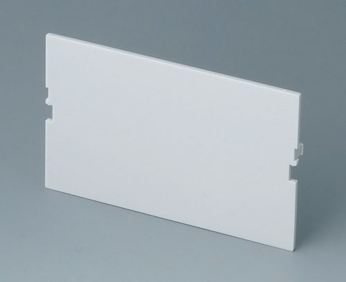 B6603180 Front panel, 4 modules, Vers. VI