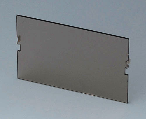 B6603580 Front panel, 4 modules, Vers. VI