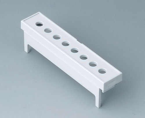 B6803114 Terminal guards, with holes, 7.5 mm & 7.62 mm