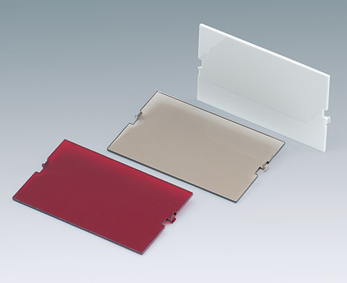 Front panels (accessories RAILTEC C)