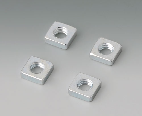 B3500001 Set of M3 square-head nuts
