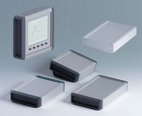 SMART-TERMINAL extruded aluminum enclosures