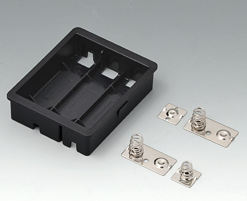 EZ040609 Battery compartment, 3 x AA