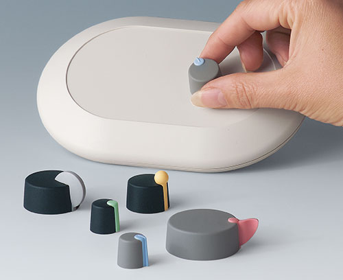 TOP-KNOBS tuning knobs with modern appearance