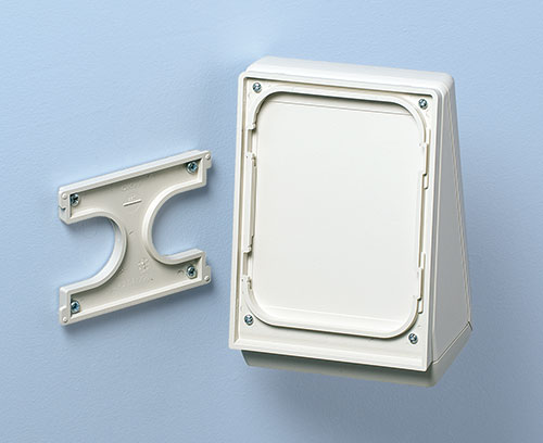 Wall suspension element (accessory)