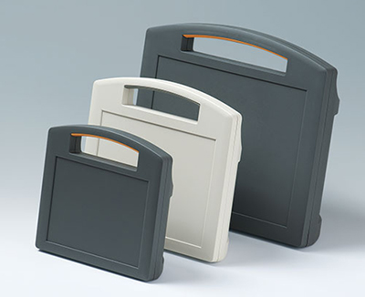 Larger Carrytec handheld enclosures