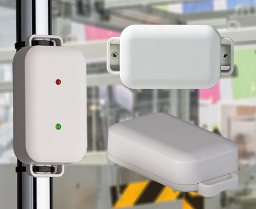 EASYTEC enclosures for sensor electronic devices