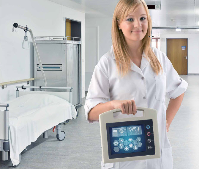 EVOTEC enclosures for medical equipment