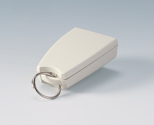 SMART-CASE with eyelet for key rings etc.